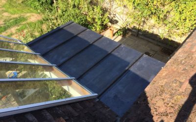 Lead Flat Roof Replacement